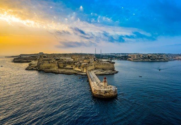Hlavné mesto Malty Valletta