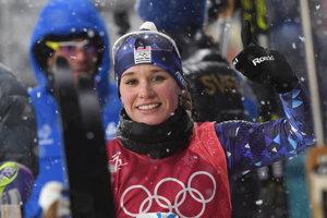 Paulína Fialková bola druhou najúspešnejšou slovenskou športovkyňou na olympiáde v Pjongčangu.