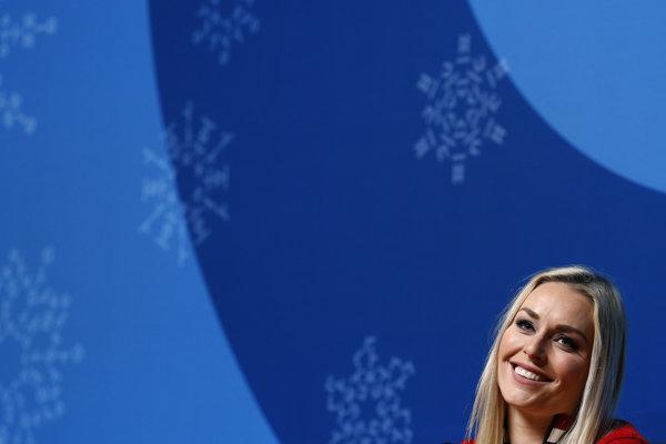 Absolvovala Lindsey Vonnová poslednú olympiádu v kariére?