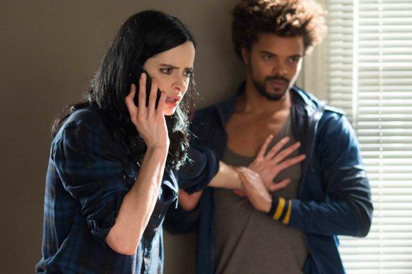 Netflix spolupracuje aj so spoločnosťou Marvel - vytvorili napríklad seriál Jessica Jones.