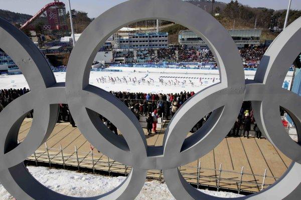 Zimné olympijské hry.