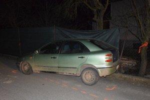 Mladý Hornosrňan šoféroval opitý.