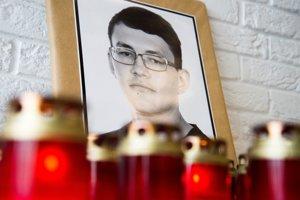 Zavraždený novinár Ján Kuciak.