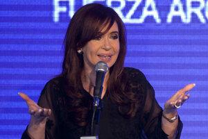 Cristina Fernándezová.