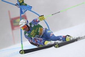 Slovenský lyžiar Adam Žampa.