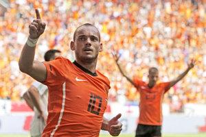 Holandský futbalista Wesley Sneijder ukončil reprezentačnú kariéru.