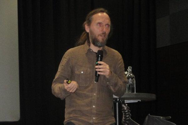 Branislav Moňok sa v Nitre podelil so skúsenosťami so znižovaním odpadu vo svojej domácnosti.