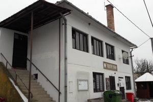 Starý kultúrny dom.
