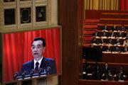 Rokovanie svojím prejavom otvoril premiér Li Kche-čchiang.