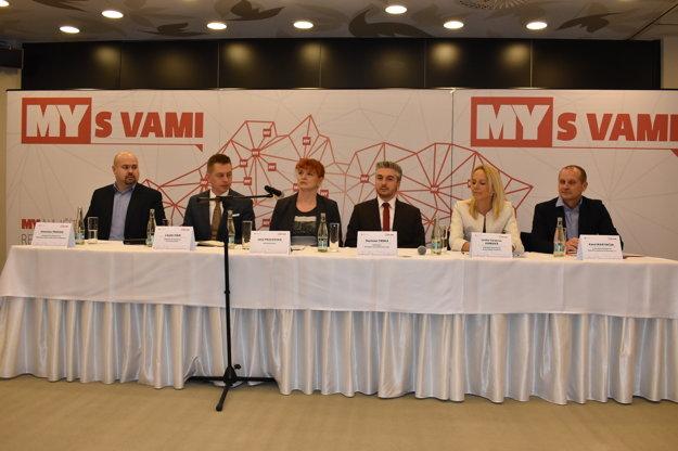 Stretnutie so županom Košického samosprávneho kraja.