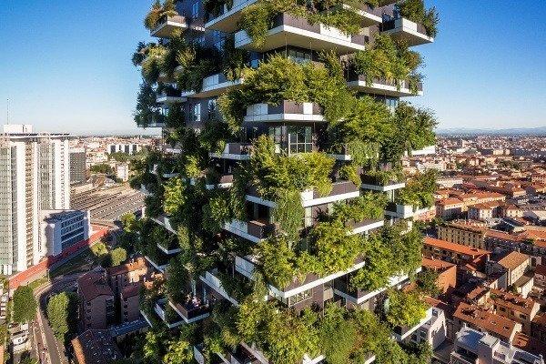 Budovy ničiace smog sú v svete stále populárnejšie, k najznámejším patrí Vertikálny les v Miláne. Nám stromy na sídliskách naopak neraz prekážajú.