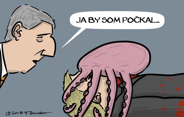 Ako vidí súčasnú situáciu karikaturista Ladislav
