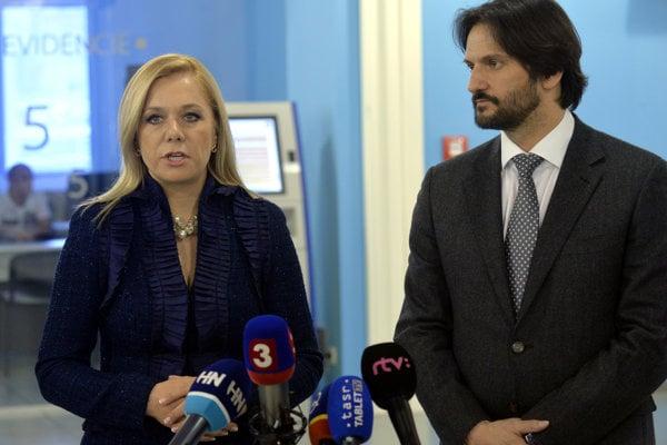 Novou ministerkou vnútra bude Denisa Saková, pravá ruka bývalého ministra Roberta Kaliňáka.