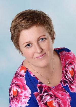 Mirka Hunčíková. Založila prvý detský mobilný hospic na východnom Slovensku.