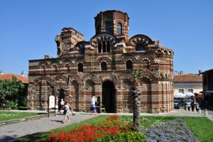 Nesebar - staré mesto je plné byzantských kostolíkov