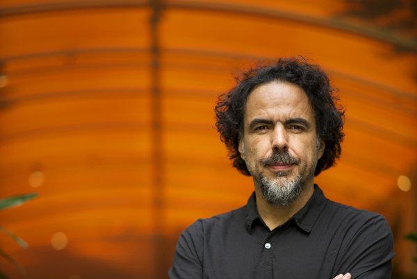 Mexický režisér Alejandro González Iňárritu.