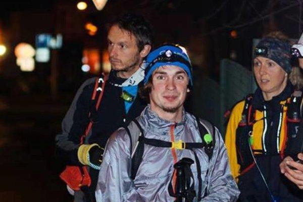 Ultramaratónec z Hornej Vsi.