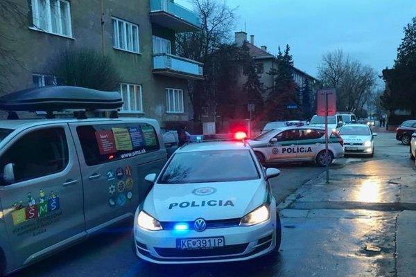 Po naháňačke v uliciach Košíc.