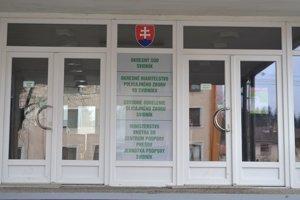 Okresný súd vo Svidníku.