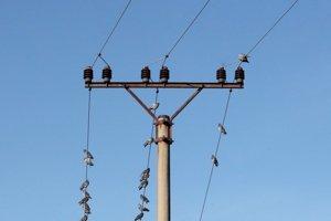 Buďťe vopred pripravení na prerušenie dodávky elektriny.