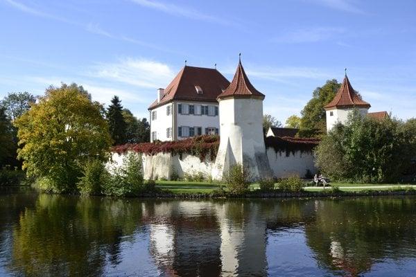 Zámok Blutenburg (Nemecko - Mníchov) - Archív SME
