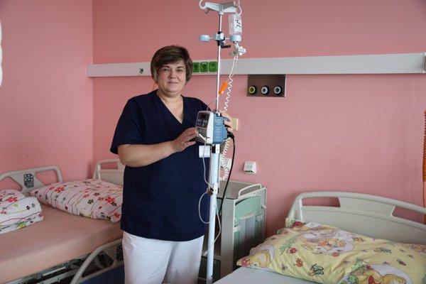 Jolana Jančová - žena s veľkým srdcom. Nikdy neuvažovala, že by išla robiť ľahšiu prácu.