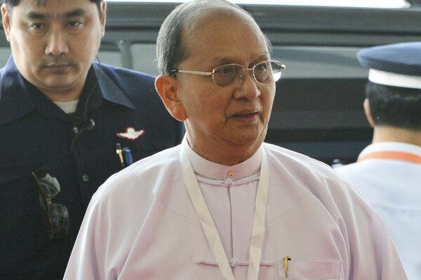Thein Sein.