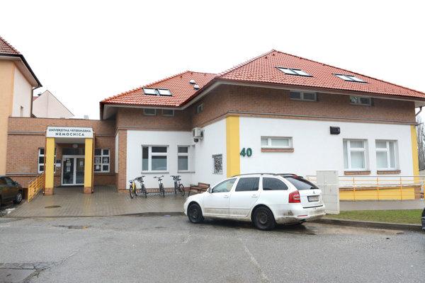 Projekt MediPark. Celý stál 32 miliónov eur, súčasťou bola aj nemocnica za 6 miliónov.