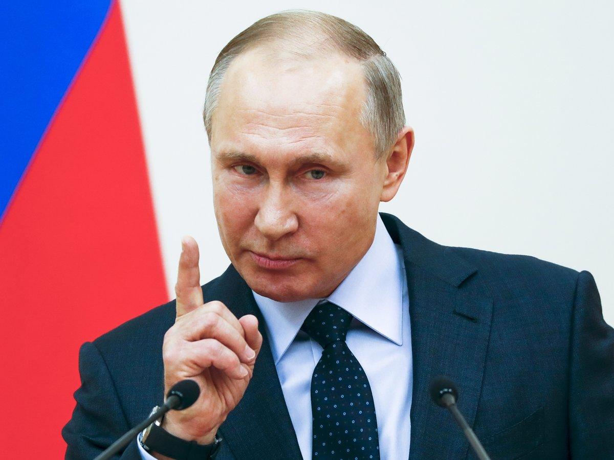 Rusi si po útoku v Sýrii uťahujú z Putina, vraj je príliš mäkký - svet.sme.sk