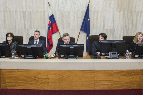 Robert Fico viedol posledné zasadnutie vlády vo funkcii premiéra.