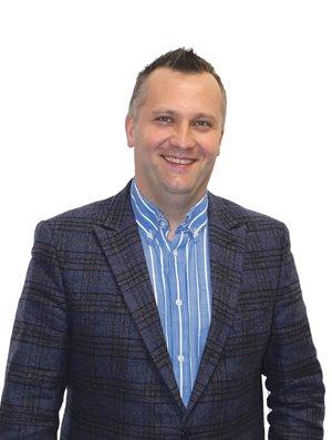Michal Mitrenga, oblastný riaditeľ spoločnosti Sophistic Pro finance a.s.