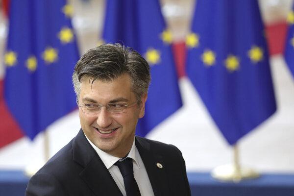 Chorvátsky premiér Andrej Plenkovič.