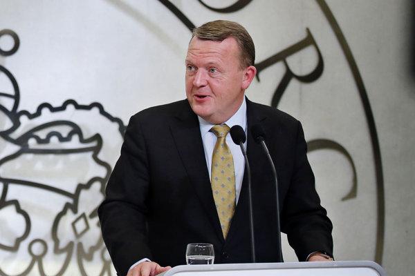 Lars Lökke Rasmussen.