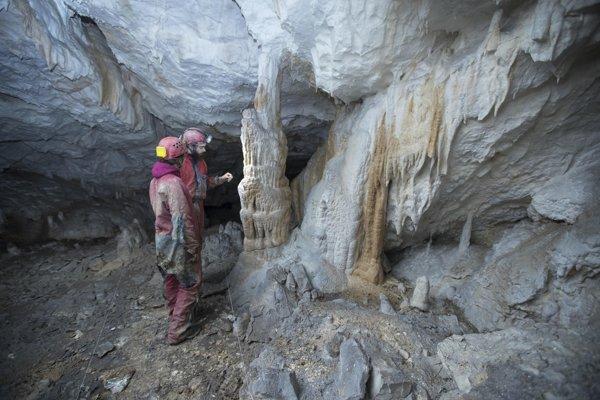 V Demänovskej doline sa v súčasnosti nachádza zhruba 300 jaskýň a väčšina z nich má súvis s viac ako 40 kilometrov dlhým Demänovským jaskynným systémom. Jednou z nich je aj jaskyňa Chladivý dych.