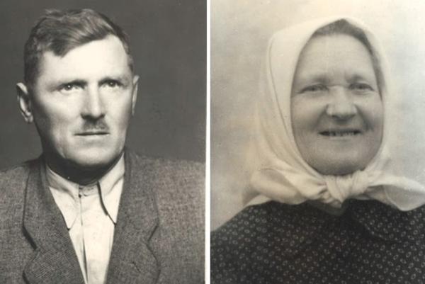 Jozef Krajčovič a jeho manželka Anna ukryli židovskú rodinu vo svojej komore, ktorú zamurovali.