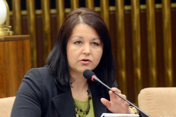 Predsedníčka ŽSK Erika Jurinová.