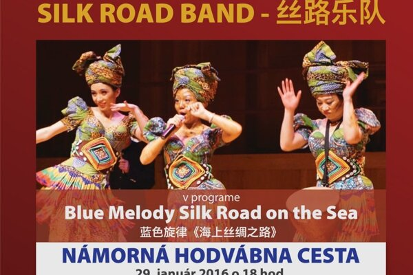 Silk Road Band vystúpia dnes večer v galérii.