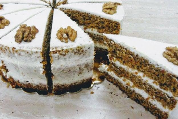 Mrkvová torta