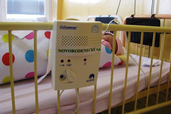 Nemocnici darovali 15 prístrojov.