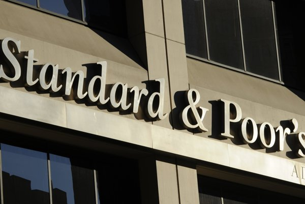 Ratingová agentúra Standard & Poor's.