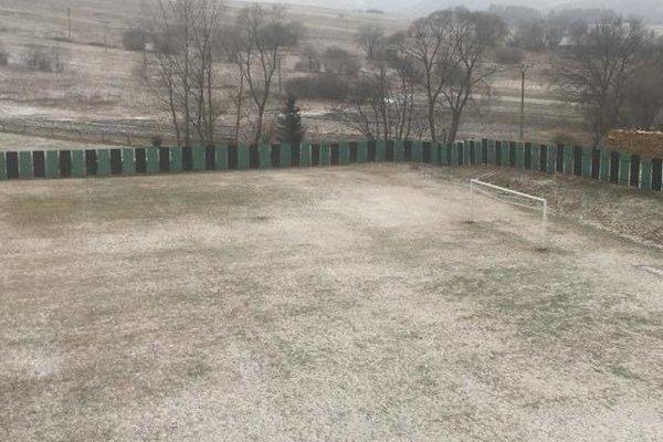 Na Orave vôbec nepanujú futbalové podmienky.