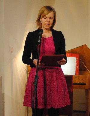 Historička Monika Bizoňová.