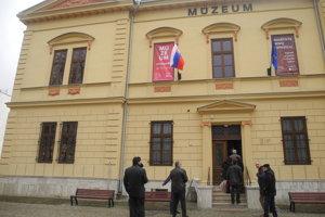 Podtatranské múzeum v Poprade, ktoré po viac ako dvojročnej rekonštrukcii slávnostne otvorili.