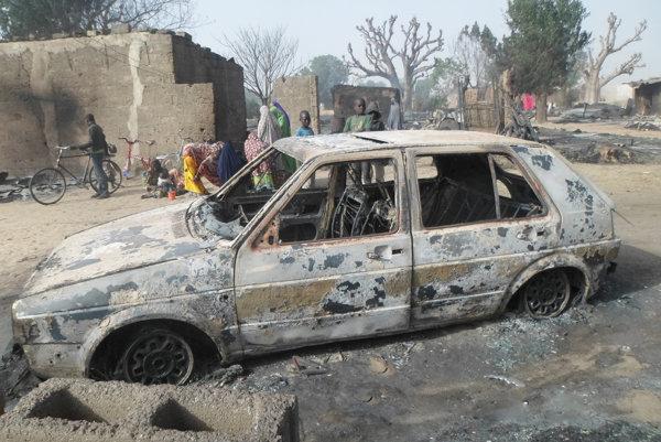Tento incident bol v poradí už tretím útokom spáchaným povstalcami z Boko Haram v uplynulom týždni.