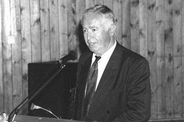Jozef Havlíček bol v Rabči aj aktívnym poslancom. Len futbalu sa venoval viac ako 50 rokov.