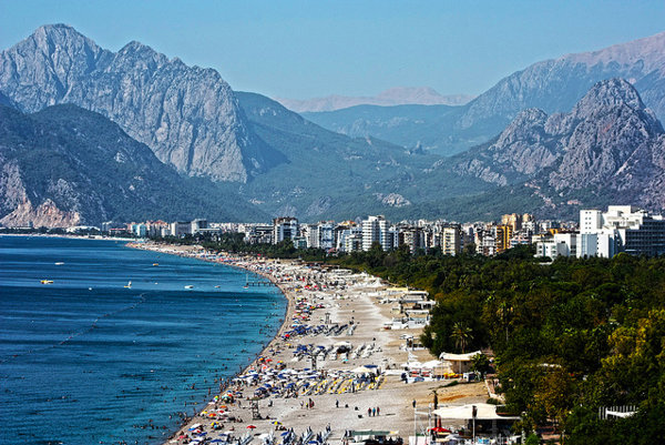 Turecká Antalya bude centrom botanického EXPO.