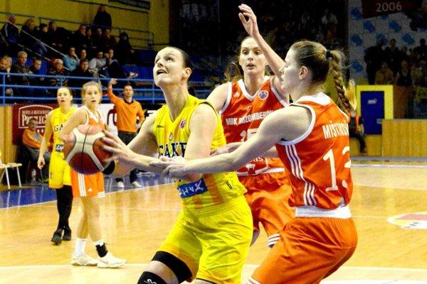 Anna Jurčenková bola pri prvom titule Košíc. V kádri je aj teraz.