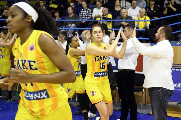 Basketbalistky Good Angels Košice práve bojujú vo finále s Ružomberkom o svoj 15. majstrovský titul v rade, po ktorom má nasledovať koniec klubu v dnešnej profesionálnej podobe.
