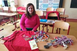 Renáta Kocúrová je zlatokopkou roka.