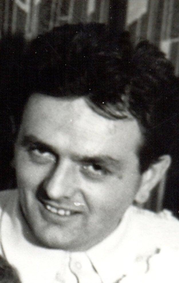Jozef Babiak v mladosti